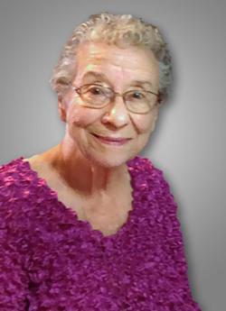 """Bertha """"Bert"""" Nadine Hellmer"""