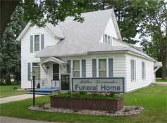 Levander Funeral Homes Facility Huffman Levander Funeral Home